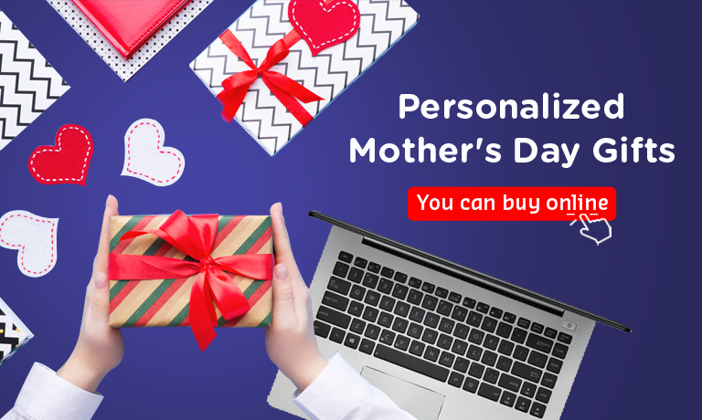 Personalized Mother's Day Gifts You Can Buy Online