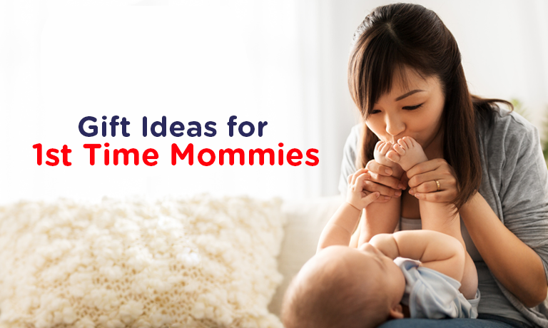Gift Ideas for First Time Mommies